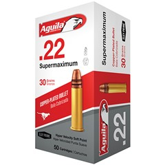Aguila Ammunition Solid Point Super MaximumMaximumMaximumMaximumMaximumssss