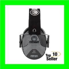 Beretta USA CF1000002099 Hearing Protection 25dB Black Ear Cups...