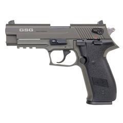 "GSG FIREFLY 22LR 4"" BBL GREEN 10 ROUND, G2210FFG"