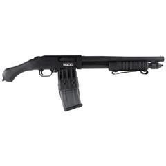 MOSSBERG 50208 590M 12GA SHOCKWAVE MAG-FED BLUED