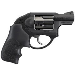 RUGER LCR 9MM 1-7/8IN BARREL 5-ROUNDS BLACK, 5456
