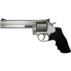 DAN WESSON 715 .357 MAGNUM REVOLVER, STAINLESS