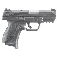 RUGER AMERICAN PISTOL COMPACT .45 AUTO 3.75, 8645