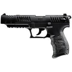 WALTHER P22 TARGET 22LR BLACK TENIFER SLIDE