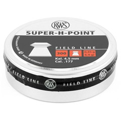 Rws Super H-point Fl .177 300-blstr