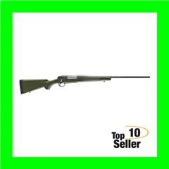 "Bergara Rifles B-14 Hunter 243 Win 4+122"" Green Speckled w/SoftTouch"