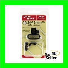 """Uncle Mikes 15312 Rifle Swivels Fore End Band Style 1"""" Lever Quick..."""