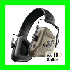 Champion Targets 40983 Vanquish Pro Elite Electronic Hearing Muff Over...