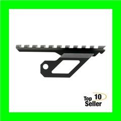 Aim Sports M1402 M14/M1A Side Scope Mount 6061-T6 Aluminum Black...