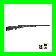 """Nosler 46348 M48 Long-Range Carbon 300 Win Mag 4+126"""" Sniper Gray..."""