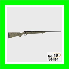 "Howa HS Precision 300 Win Mag 3+1 24"" Green w/Black Webbing Fixed HS..."