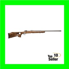 "Savage 18517 12 BTCSS Bolt 204 Ruger 26"" 4+1 Laminate Thumbhole Brown"