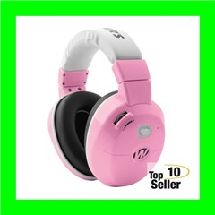 Walkers GWPYAMPK Youth Active Muff Plastic 22dB Over the Head Pink Ear