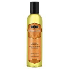 Kama Sutra Aromatic Massage Oil-Sweet Almond 2oz