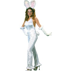 Bunny Sexy Velvet Adult Sm Md