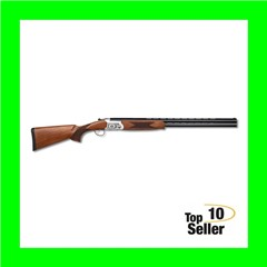 "Pointer PAR1228 Arista 12 Gauge 28"" 2 3"" Nickel Turkish Walnut..."