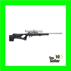 Hogue 22070 OverMolded Tactical Thumbhole Rifle Stock Ruger 10/22 with...