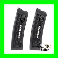 ATI GERMGSG16TP10 GSG-16 22 LR GSG GSG-1610rd Black Detachable 2 Per...