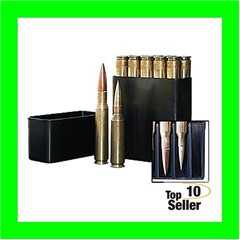 MTM BMG1040 Slip-Top Ammo Box 50 BMG 10rd Black