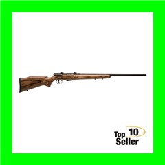 "Savage 18527 25 Lightweight Varminter 204 Ruger 4+1 24"" Natural..."