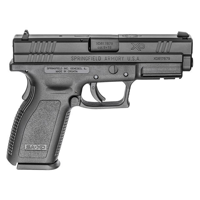 SPRINGFIELD ARMORY XDD9101 XD DEFENDER SERVICE MOD-img-0
