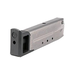 Ruger Stainless, 8-Shot, .45 Auto caliber magazine.