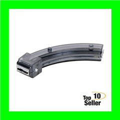 ProMag RUGA6 Ruger 22 LR 10/22, Charger 25rd Smoke Detachable
