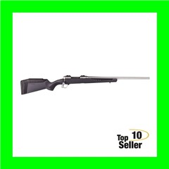 """Savage 5705110/110 Storm Bolt 6.5x284 Norma 24"""" 4+1 Gray Fixed..."""