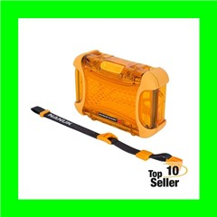NANUK (PLASTICASE INC) 320-0003 Nano 320 Polycarbonate Orange