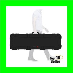 NANUK (PLASTICASE INC) 995-1001995 with Foam Long Polyethylene Black