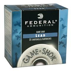 Federal Gameeee-Shok Hi-Brass 16 g 2.75
