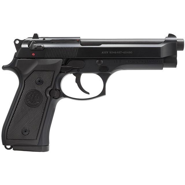 "BERETTA M9 COMMERICAL 15+1 9MM 4.9""-img-0"