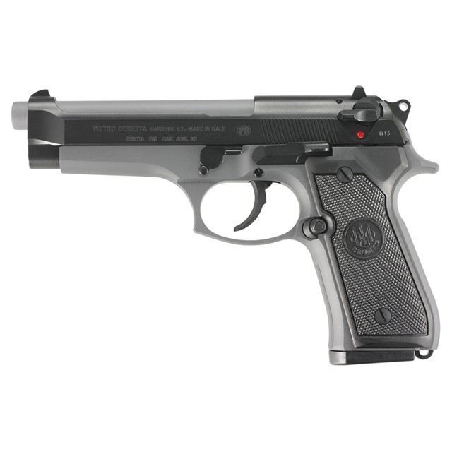BERETTA USA JS92F390 92 FULL SIZE9MM LUGER SINGLE-img-0