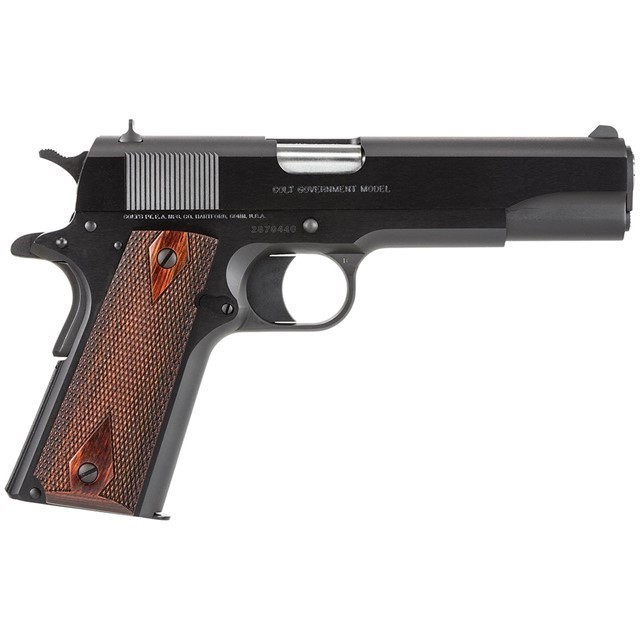 COLT 1911 GOVERNMENT .45 ACP VINES & BERRIES-img-0