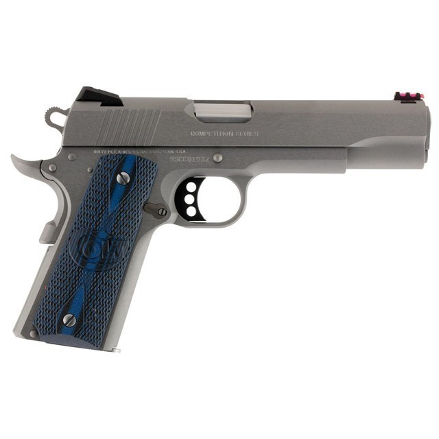 COLT COMPETITION GOVERNMENT 38 SUPER STAINLESS-img-0