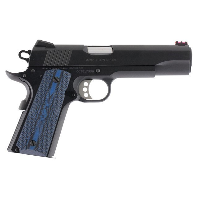 COLT MFG O1970CCS 1911 COMPETITION 70 SERIES 45ACP-img-0