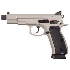 "CZ USA CZ 75 B OMEGA 9MM 5.21"" TB URBAN GREY 91235"