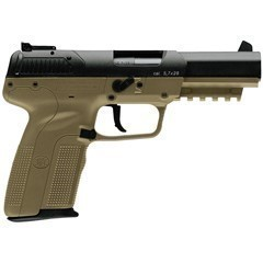 FN FIVE SEVEN 5.7X28MM 10RD FDE, 3868929352