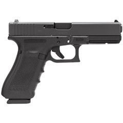 "GLOCK 17 GEN4 9MM 4.48"" BARREL 17 RNDS, PG1750203"