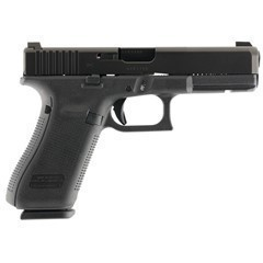 GLOCK G17 GEN5 9MM 4.49IN 10RD GLOCK NIGHT SIGHTS