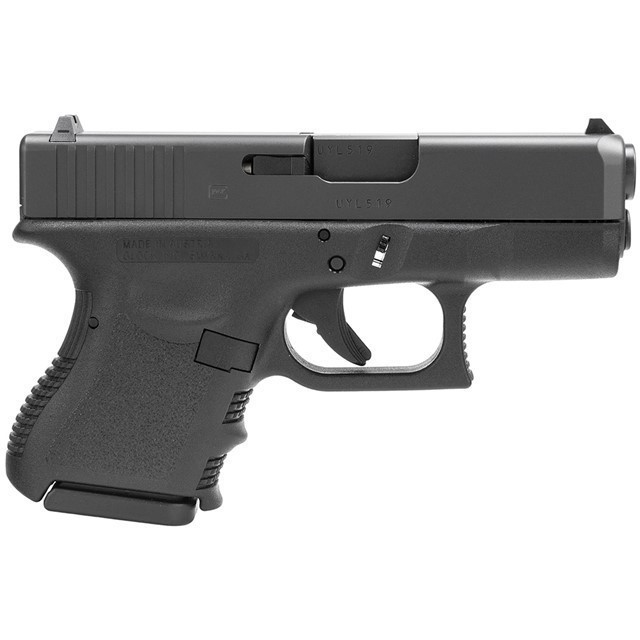 GLOCK 27 .40 SMITH & WESSON 3.47 INCH PI2750201-img-0