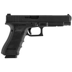 "GLOCK 34 GEN 4 9MM 5.31"" BARREL 17 RND , PG3430103"