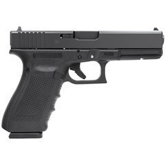 "GLOCK 20, 10MM, 4-1/2""BRL, 3-15RD MAGS"