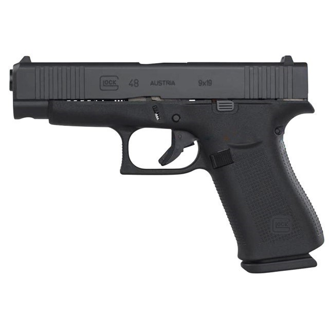 GLOCK PA4850201 G48 9MM LUGER DAO-img-0