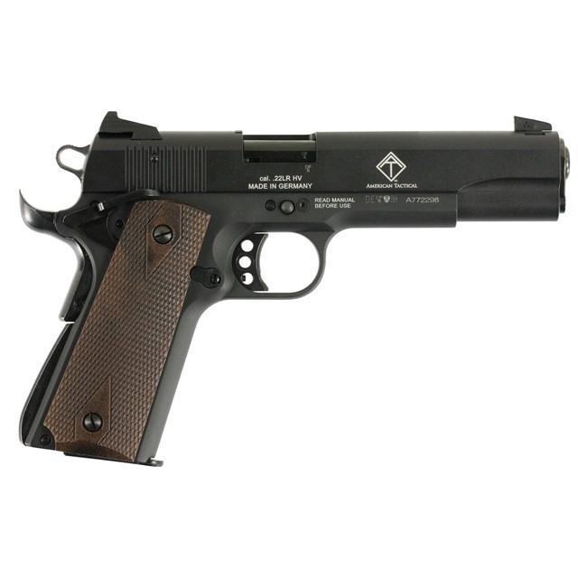 "AMERICAN TACTICAL IMPORTS GSG M1911 HGA .22LR 5""-img-0"