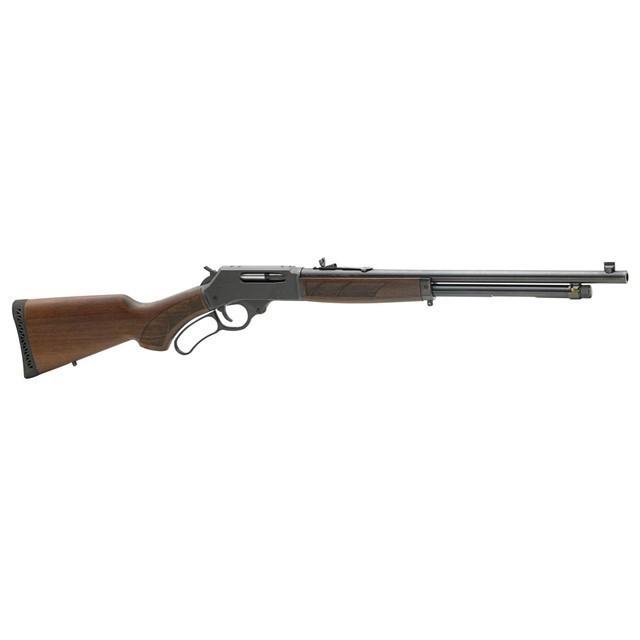 "HENRY LEVER SHOTGUN .410 2.5"" 19.75"" CYL BORE BLUE-img-0"