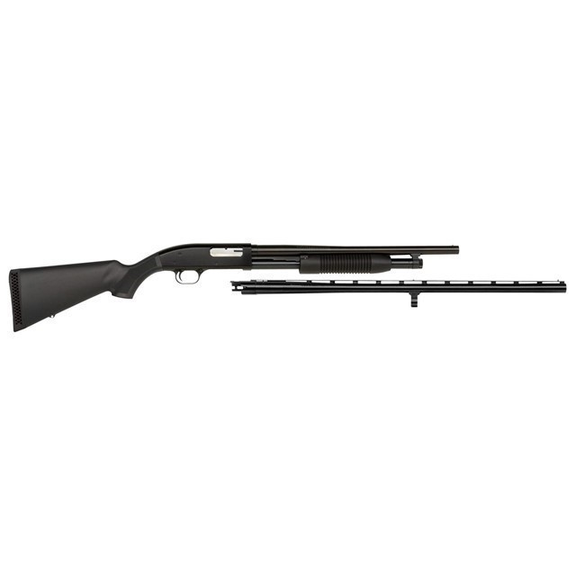 MOSSBERG MAVERICK 88 12GA FIELD/SECURITY COMBO-img-0