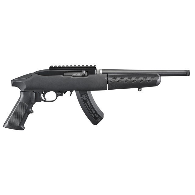 """RUGER 4924 22 CHARGER SEMI-AUTOMATIC 22 LR 10""""-img-0"""