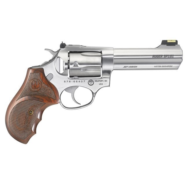 RUGER 5782 SP101 MATCH CHAMPION DOUBLE 357 MAGNUM-img-0