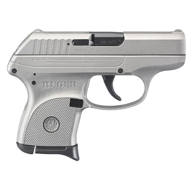 RUGER 3741 LCP 380 ACP DAO 2.75-img-0